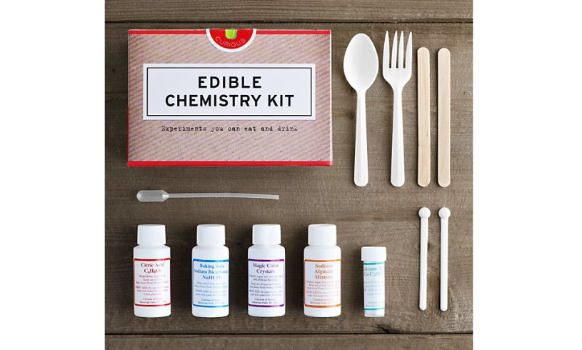 Edible Chemistry contents