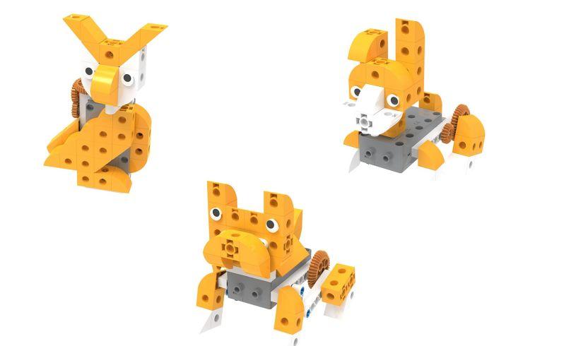Thames & Kosmos Robot Pet Shop