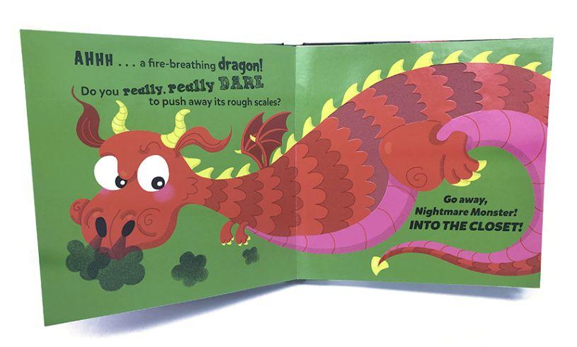 I Double Dare You dragon