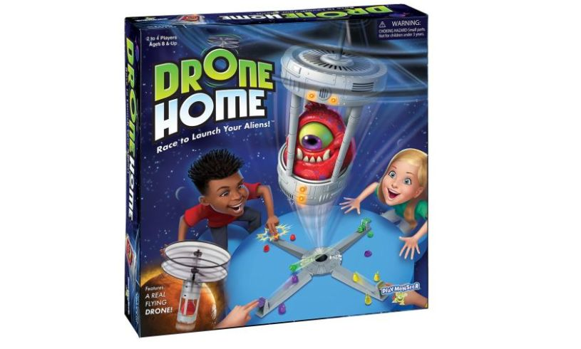 Drone Home Playmonster box