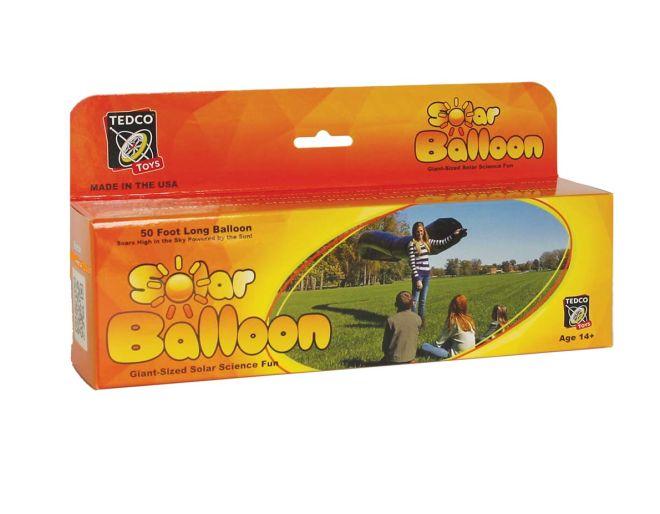 Solar Balloon box