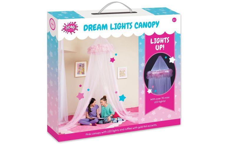 Dream Lights Canopy box