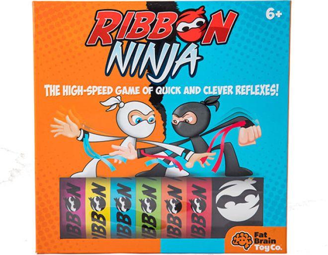 Ribbon Ninja box