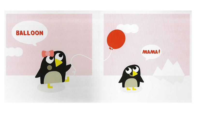 Everything is Mama Penguin
