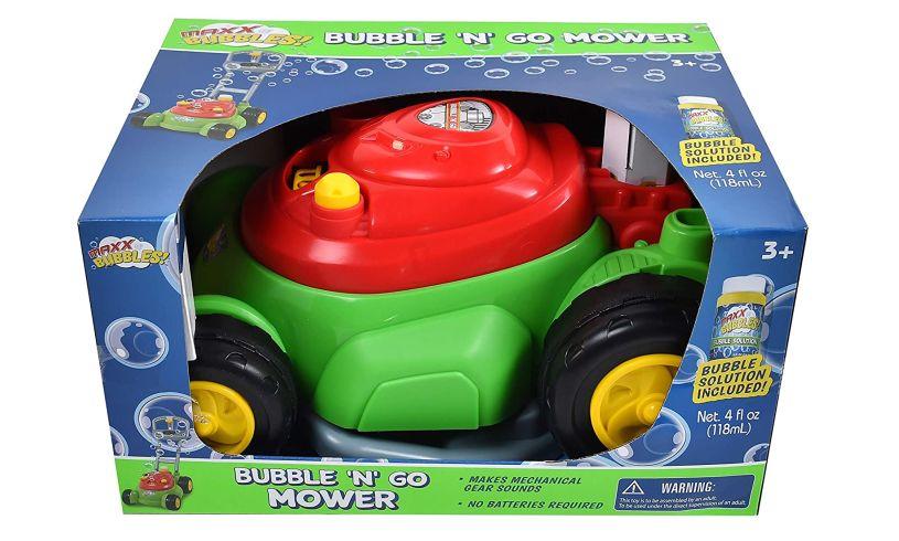 Bubble 'N' Go Mower Lifestyle