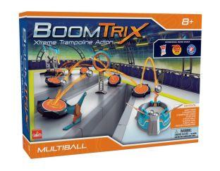 Boomtrix Multiball box