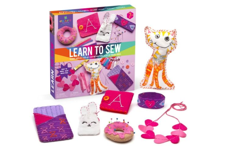 Learn To Sew Project Cat