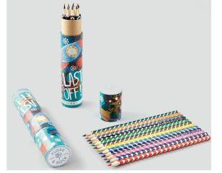 Rocket pencils