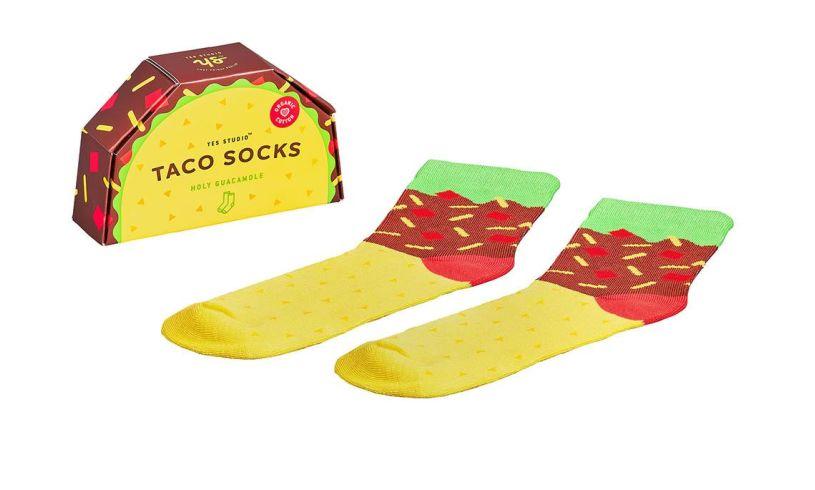 Taco Socks flat