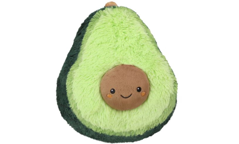 Avocado Squishable Cushion