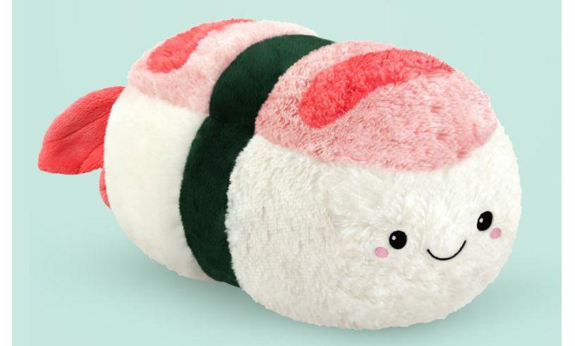 Sushi Shrimp Cushion