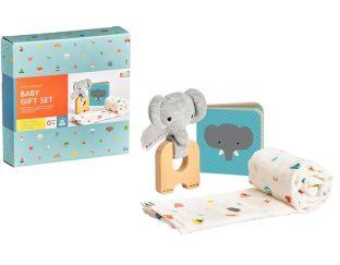 Little Elephant Gift Set Petit Collage