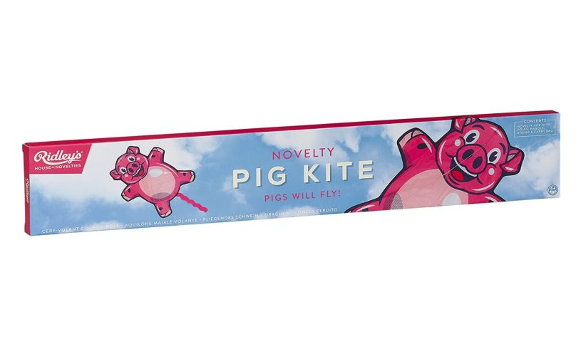 Ridleys pigs kite box