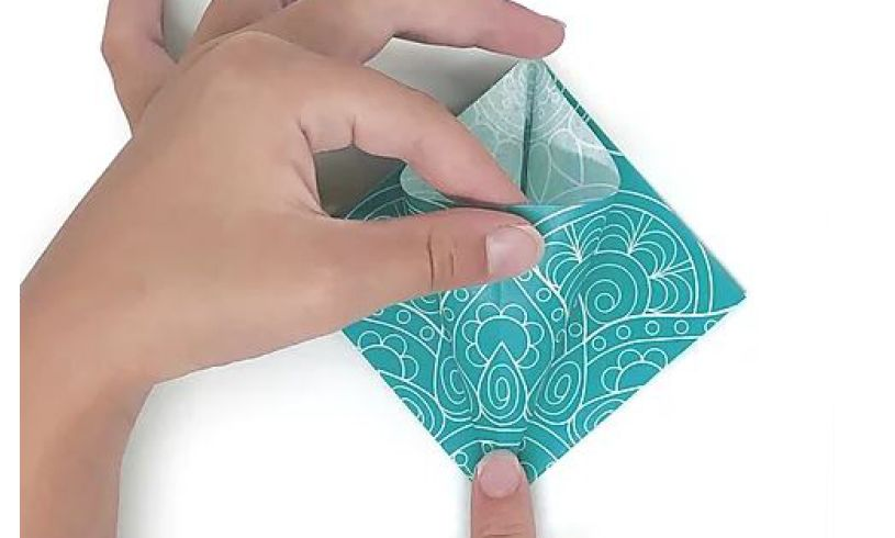 Make your own Origami Lanterns