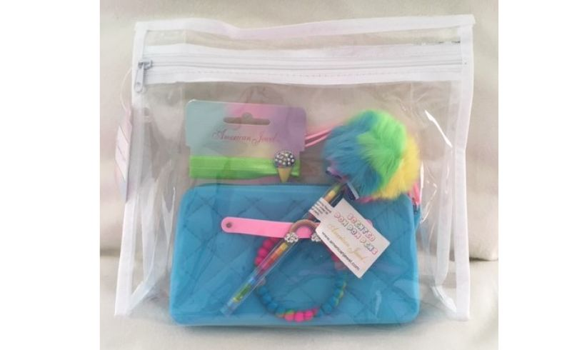 Rainbow party bag outer