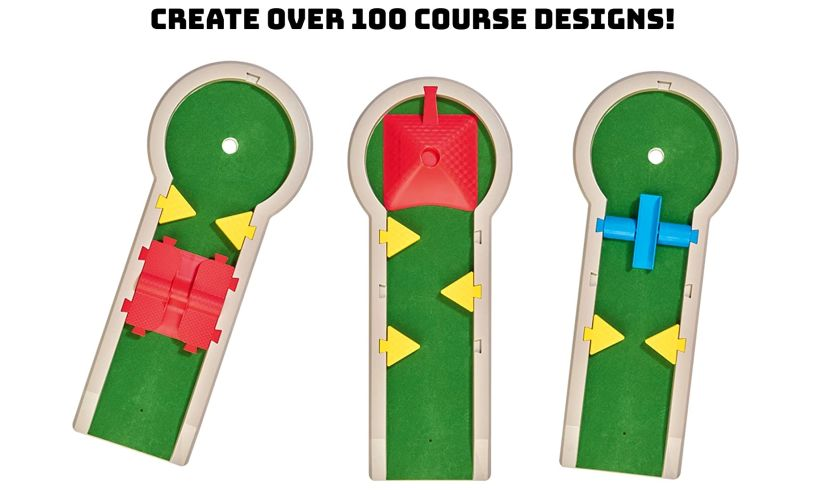 Pit pat golf designs