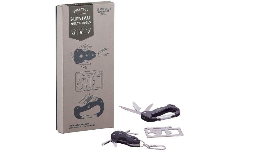 Gentleman's survival set