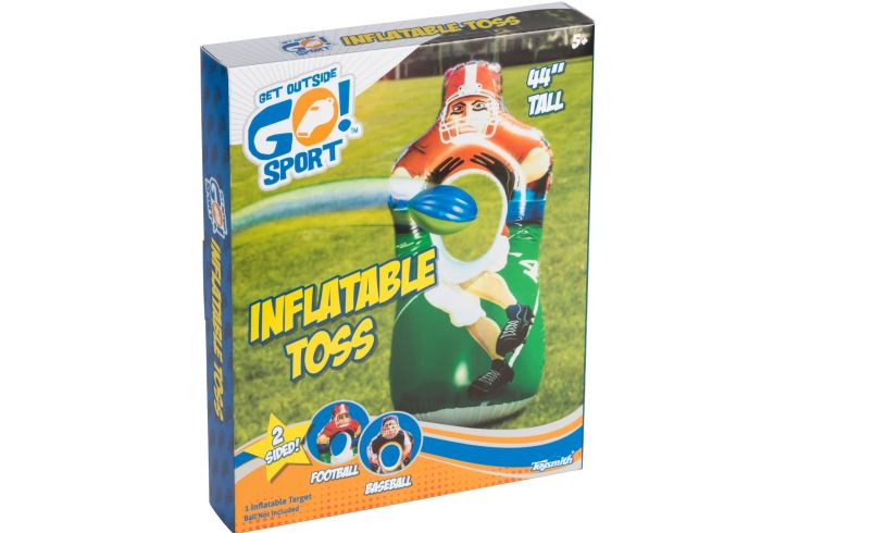 Inflatable Toss box
