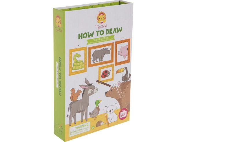 Bertoy How to draw animals