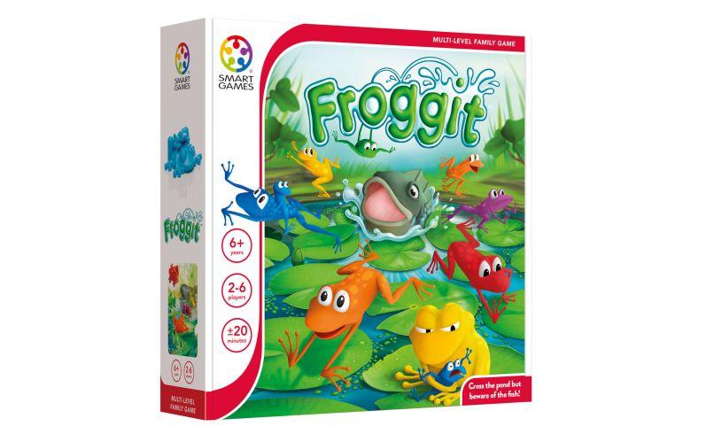 Froggit Family Board Game