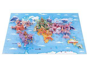 World Curiosities Puzzle