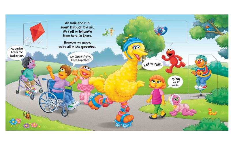 Sesame street celebrate you celebrate me simon and schuster