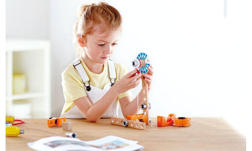 Hape Magnet Science Lab Junior Inventor E3033
