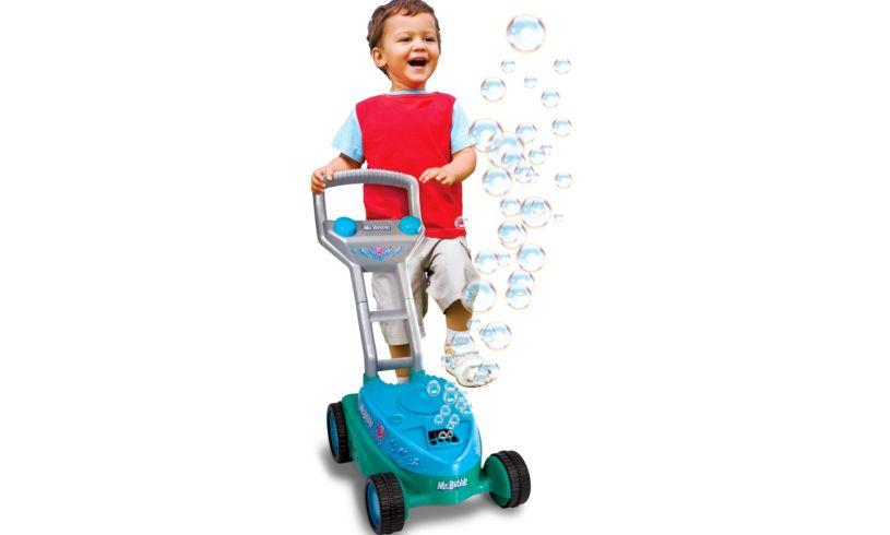 Mr bubbles mower lifestyle
