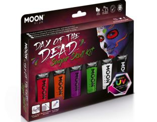 blood glow paint kit box