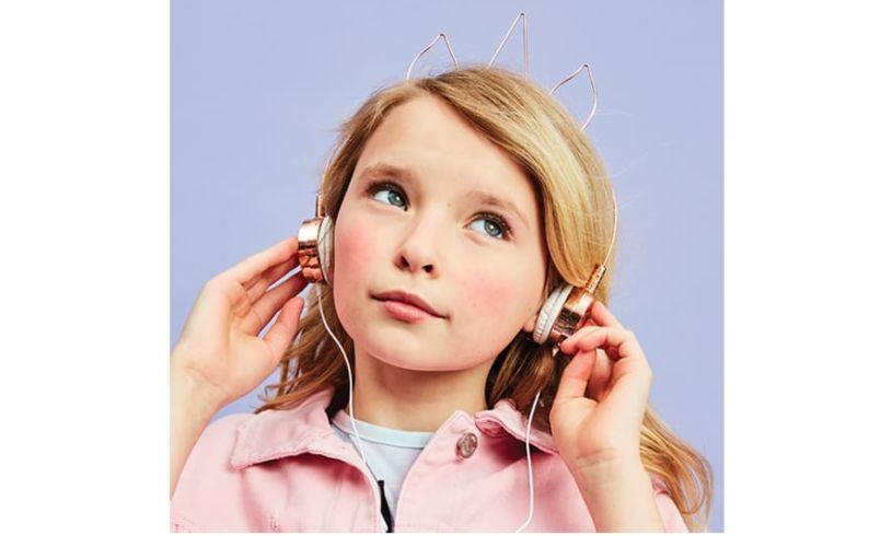 Unicorn headphones lifestyle