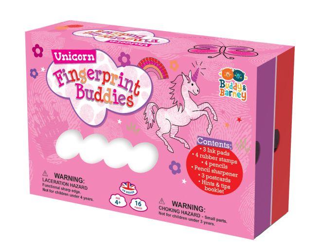 Unicorn Fingerprint Buddies