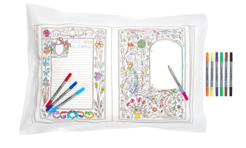 Fairytales & Legends Colour In Pillowcase