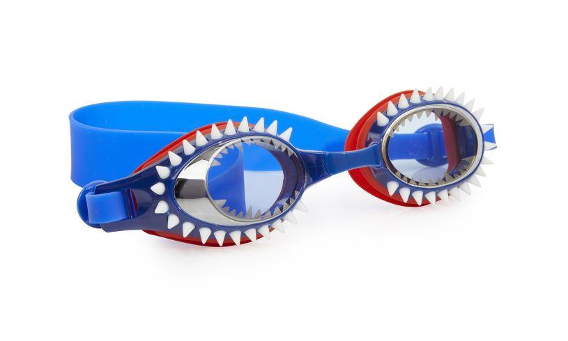 Tiger Shark Navy Goggles