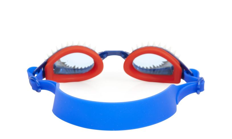 Tiger Shark Navy Goggles