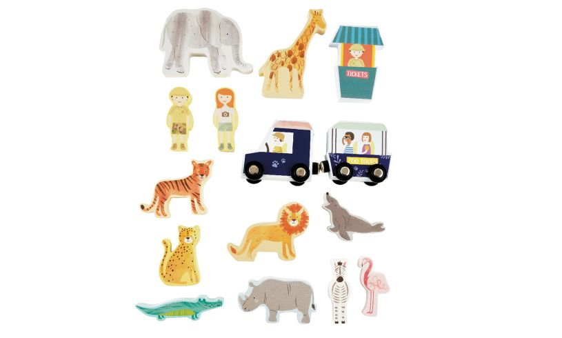 Zoo Play Set