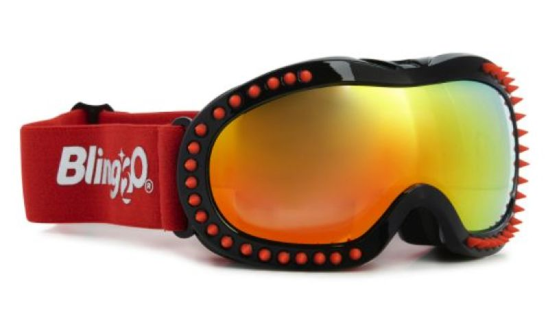 Bling20 Ski Goggles - Cool as Ice
