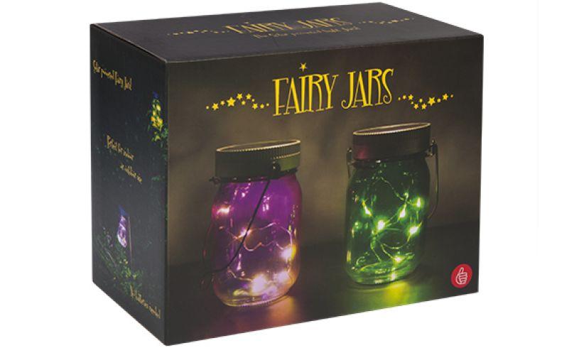 Sun Jar - Solar Lamp Box