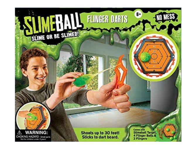 Slimeball flinger darts Diggin