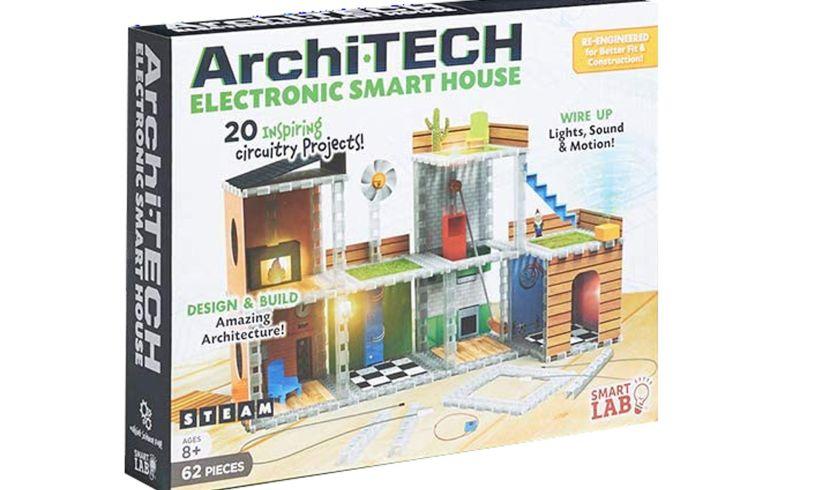 Archi.Tech Electronic Smart House