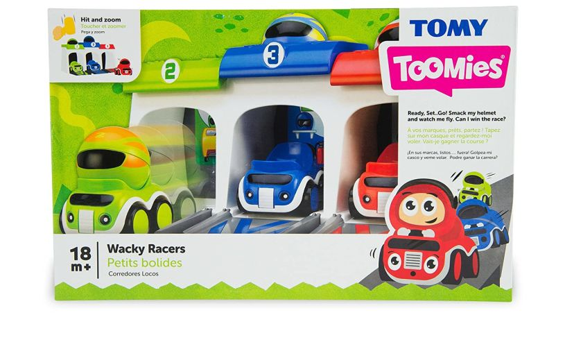 Wacky Racers Packaging
