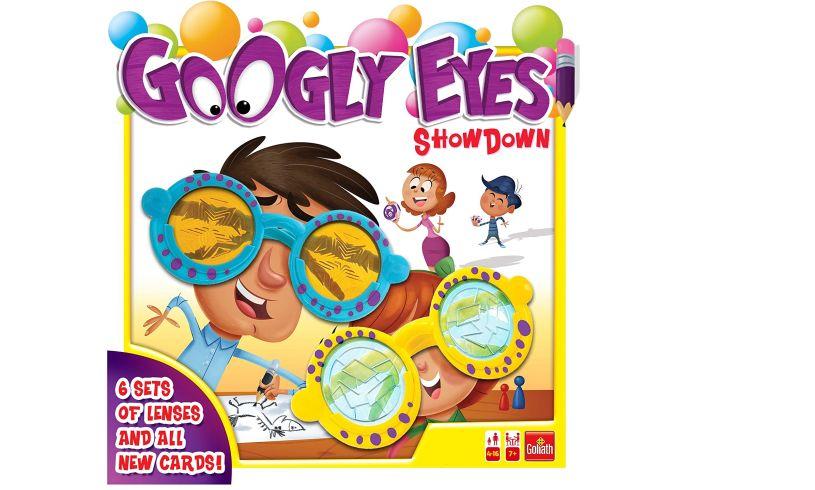 Googly eyes box