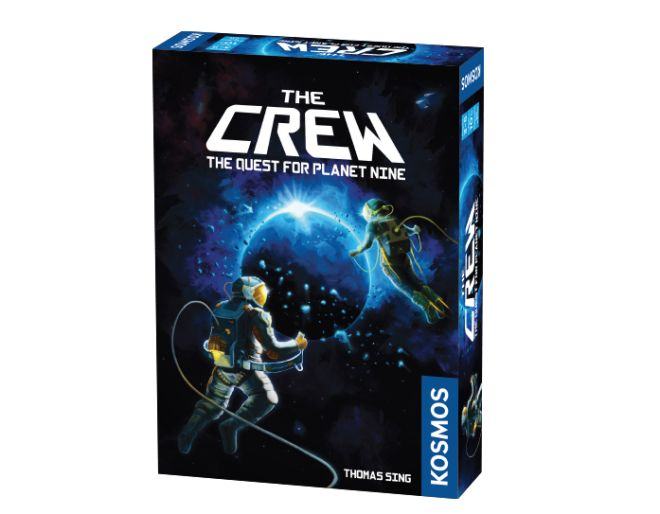 The Crew Exit Game