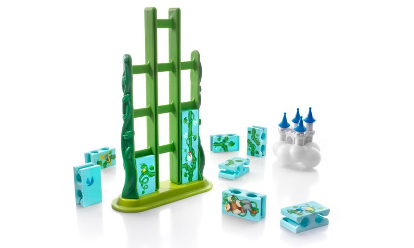 Smart Games Jack and the Beanstalk Puzzle Game