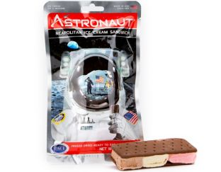 Neapolitan - Astronaut Ice Cream Sandwich