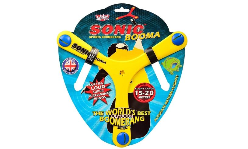 Sonic Booma All