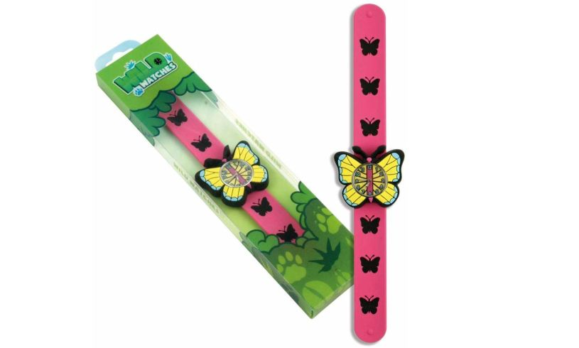 Butterfly Wild Watch