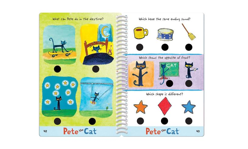 Pete the Cat examples 2