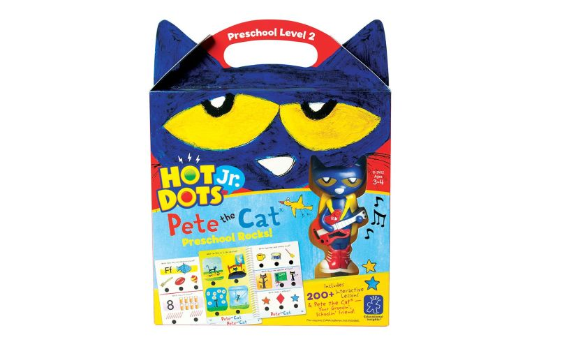 Pete the Cat box