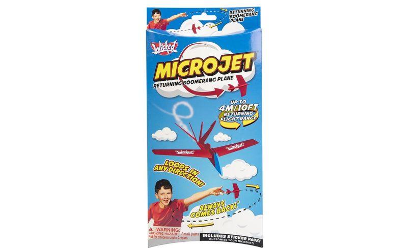 Microjet box