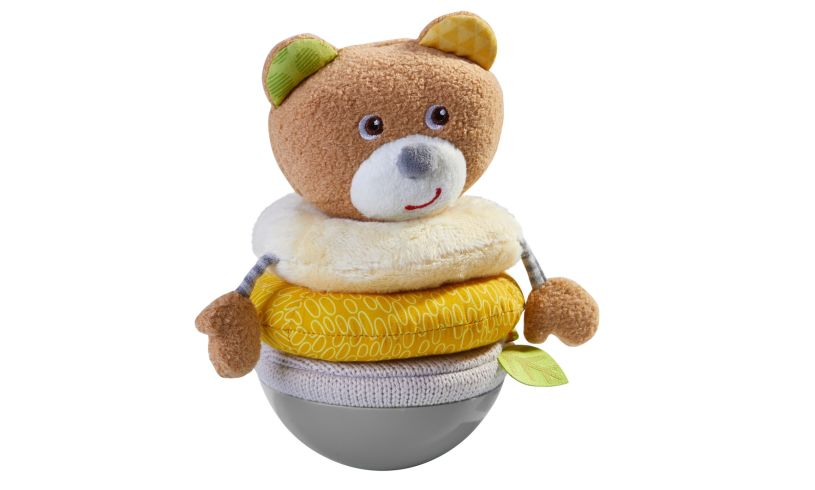 Stacking Bear contents